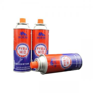 227g butane gas cartridge and camping gas can