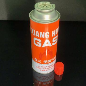 Top Torch Butane Fuel Gas Canister for portable stove