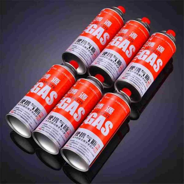 Butane Gas Aerosol Spray Can For Sale